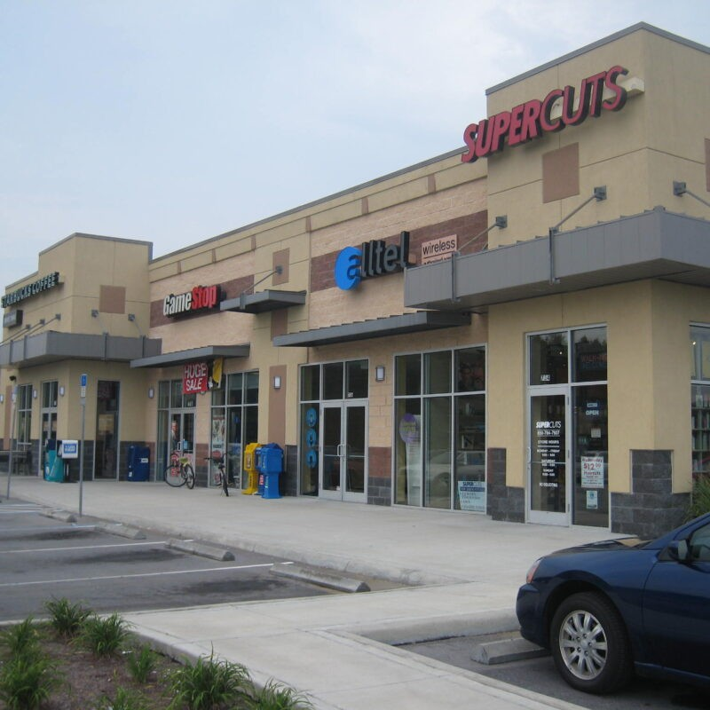 N3 Real Estate - Florida Retail Project Leasing - Callaway FL