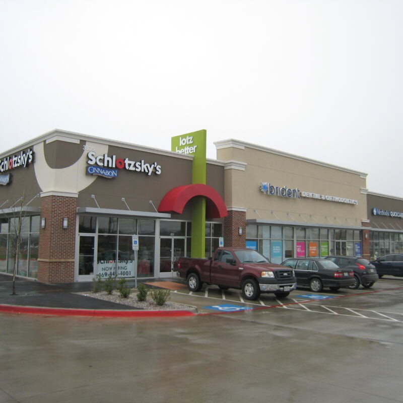 N3 Real Estate - Texas Retail Project Leasing - Retail Real Estate - TX, South Dallas