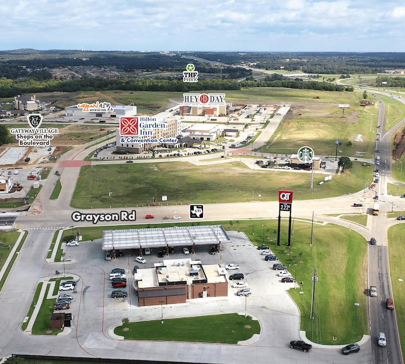 Retail Developments Texas_ Denison TX_ N3 Real Estate