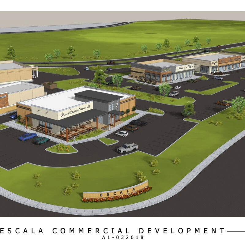 Retail Developments Texas_ Escala TX_ N3 Real Estate