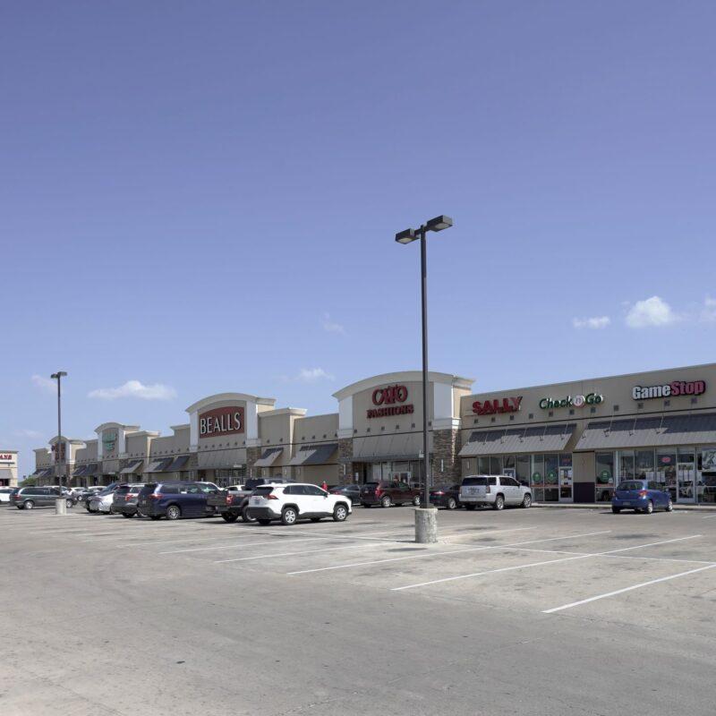 Texas Retail Property Management - N3 Real Estate - Retail Real Estate - TX, Alamo Corners