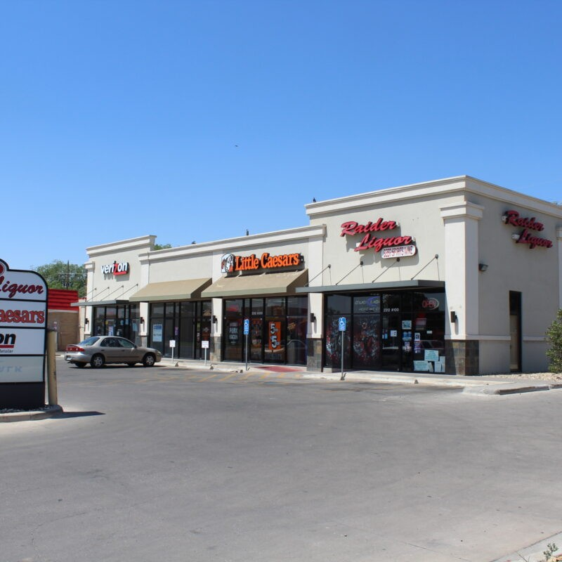 Texas Retail Property Management - N3 Real Estate - Retail Real Estate - TX, Lubbock