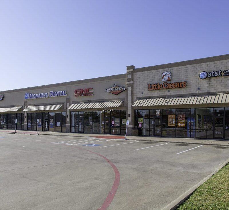 Texas Retail Property Management - N3 Real Estate - Retail Real Estate - TX, RedOak