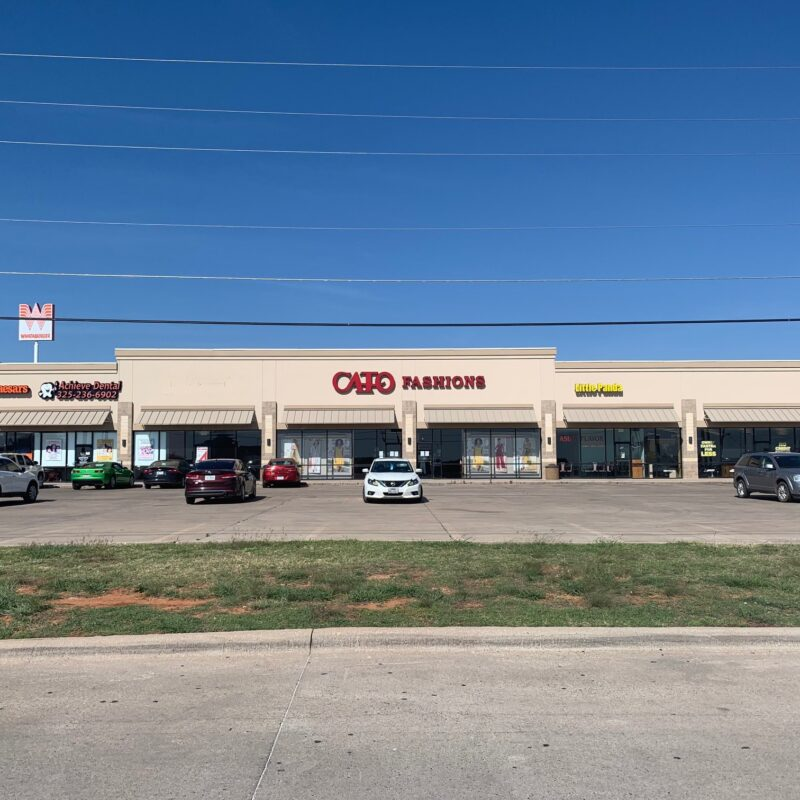 Texas Retail Property Management - N3 Real Estate - Retail Real Estate - TX, Sweetwater