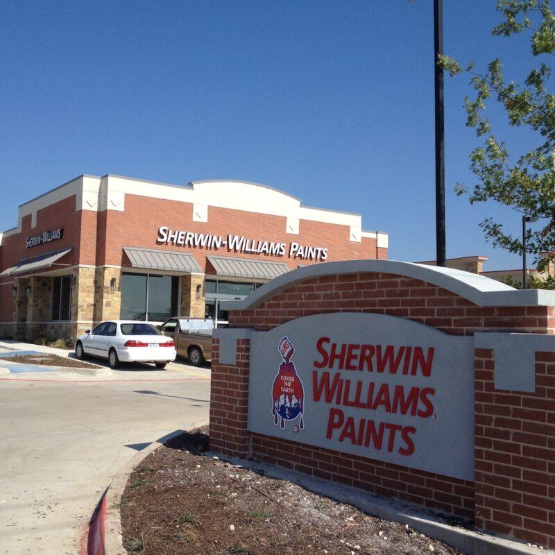 Retail Development Florida Sherwin Williams_N3 Retail Real Estate Services