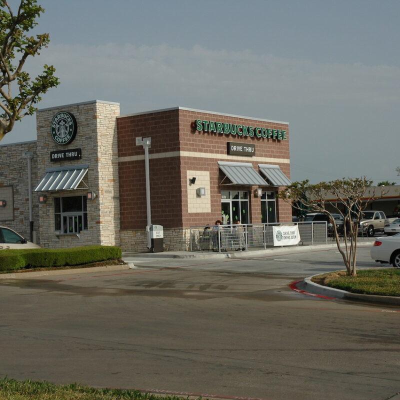 Retail Developments Texas Starbucks_ Grand Prarie_ N3 Real Estate