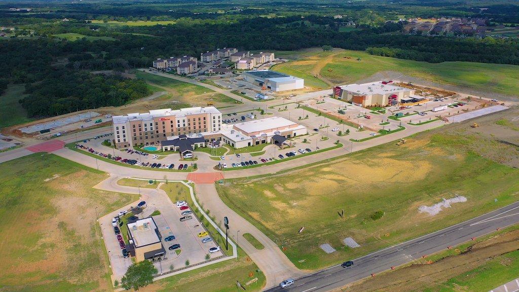 Gateway Village - Denison TX - N3 Real Estate - Texas Retail Space for Lease